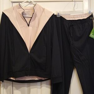 Tranquility by Soma chicos, jacket, pants, top nwt